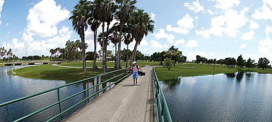 Palmetto Golf Course Miami