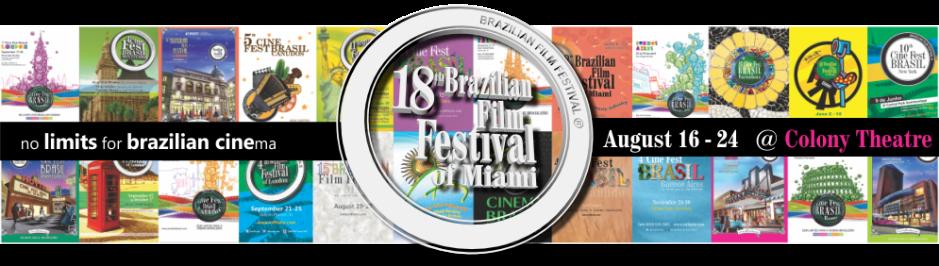 18th Brazilian Film Festival of Miami