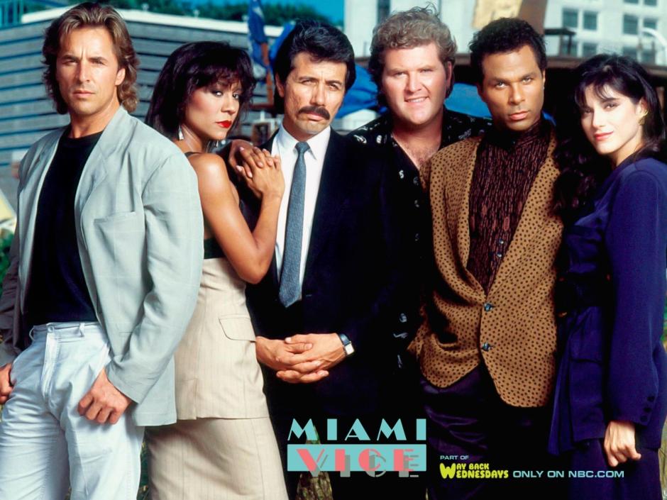 Relive the Miami Vice Era