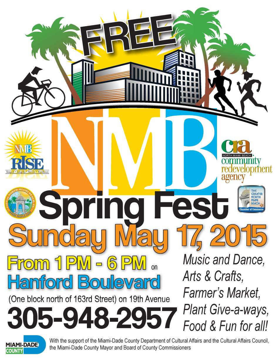 Spring Festival at North Miami Beach