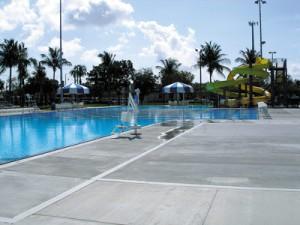 Victory Park Pool North Miami Beach
