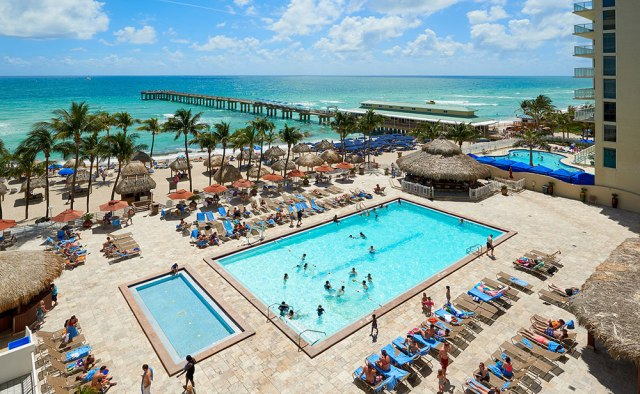 Newport Beachside Hotel and Resort Sunny Isles