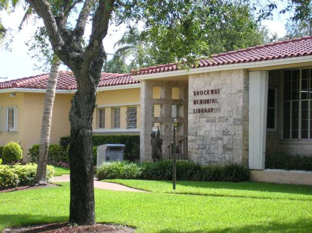Brockway Memorial Library Miami Shores
