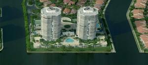 One Island Place Condos - Aventura